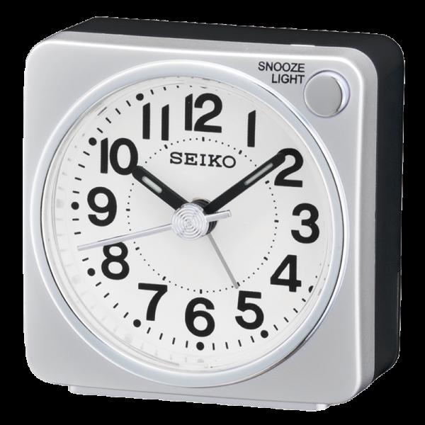 SEIKO Wecker Kunststoff QHE118S