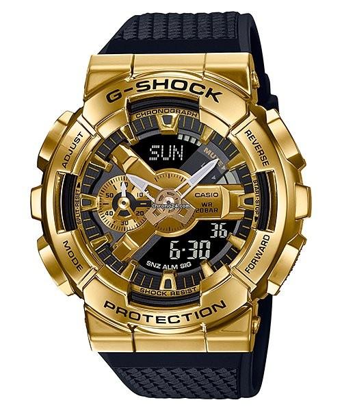 G-Shock Herrenuhr G-Steel GM-110G-1A9ER