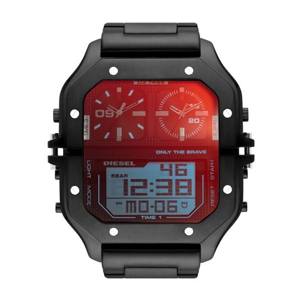 Diesel Herrenuhr Chronograph DZ7455
