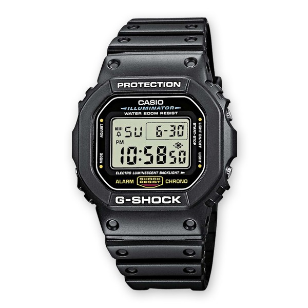 Casio G-Shock Original Herrenuhr DW-5600E-1VER
