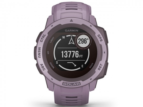 Garmin Herrenuhr Garmin Instinct Solar 010-02293-02