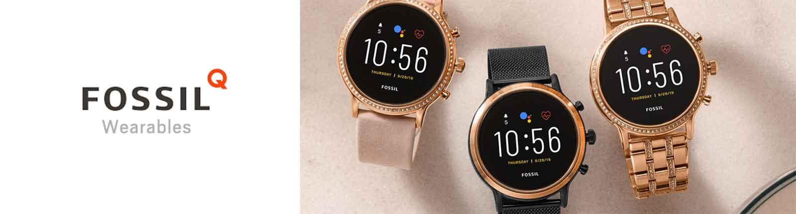 Fossil-Smartwatch-HR5-Damen