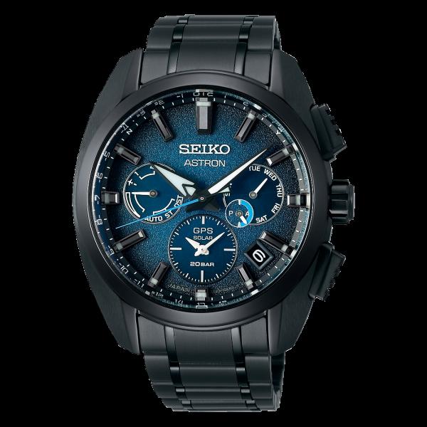 Seiko Astron GPS Solar Dual Time Limited Edition SSH105J1