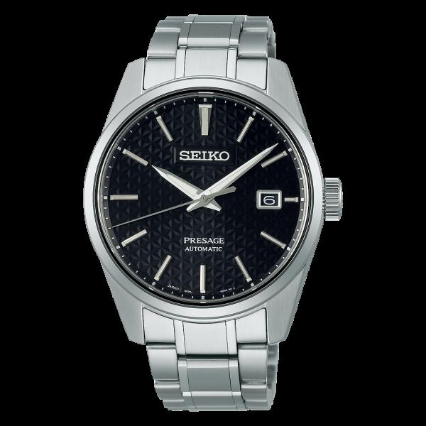 "Seiko Presage ""Sharp Edged"" Automatik Herrenuhr SPB203J1"
