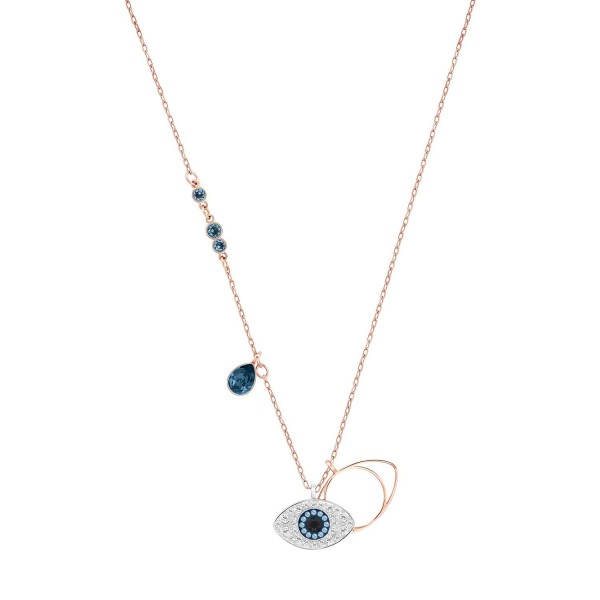 Swarovski Duo Anhänger Evil Eye, Mix, dark multi, 5172560