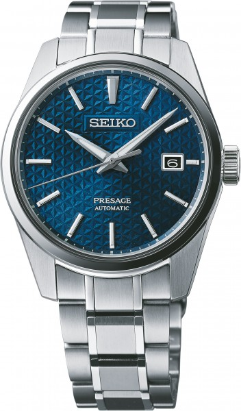 Seiko Presage Automatik Sharp Edged Herrenuhr SPB167J1
