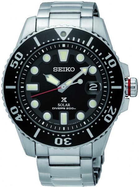 SEIKO Herrenuhr Prospex Automatik Divers Limited Edition Taucheruhr SNE437P1