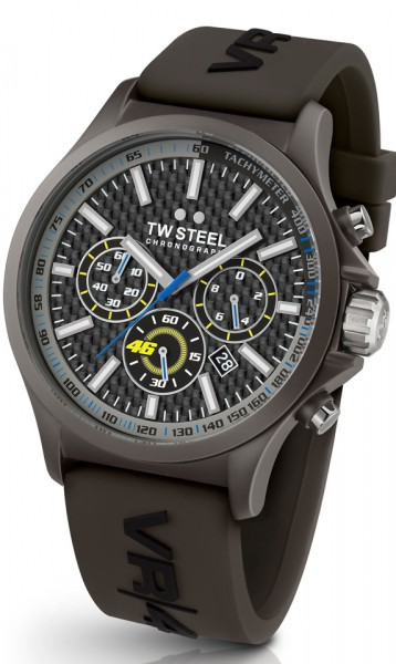 TW Steel Herren Chronograph Grandeur Valentino Rossi