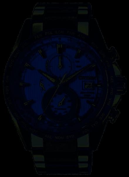 Citizen Herrenuhr Eco Drive Chronograph AT8154-82L