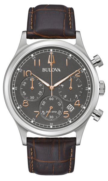 Bulova Herrenuhr Classic 96B356
