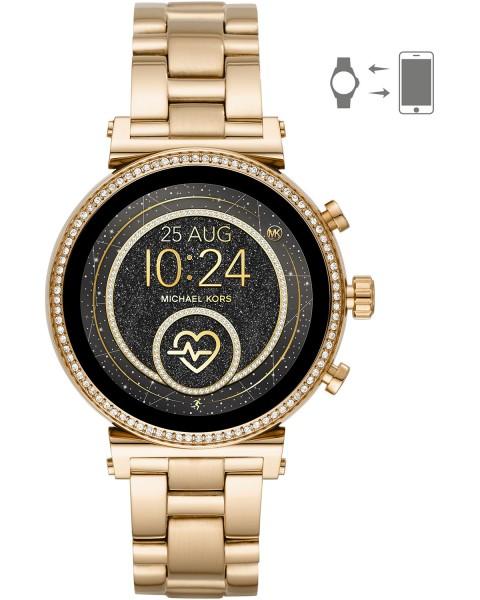 Michael Kors Damen Smartwatch Sofie MKT5062