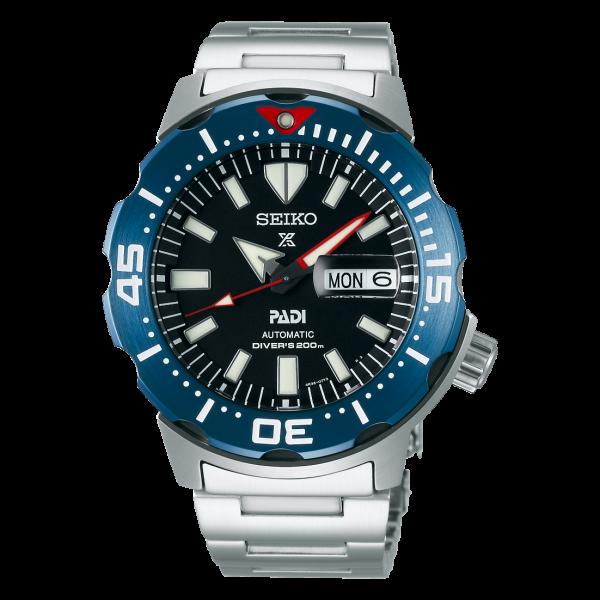 Seiko Prospex SEA Automatik Diver's Herrenuhr SRPE27K1