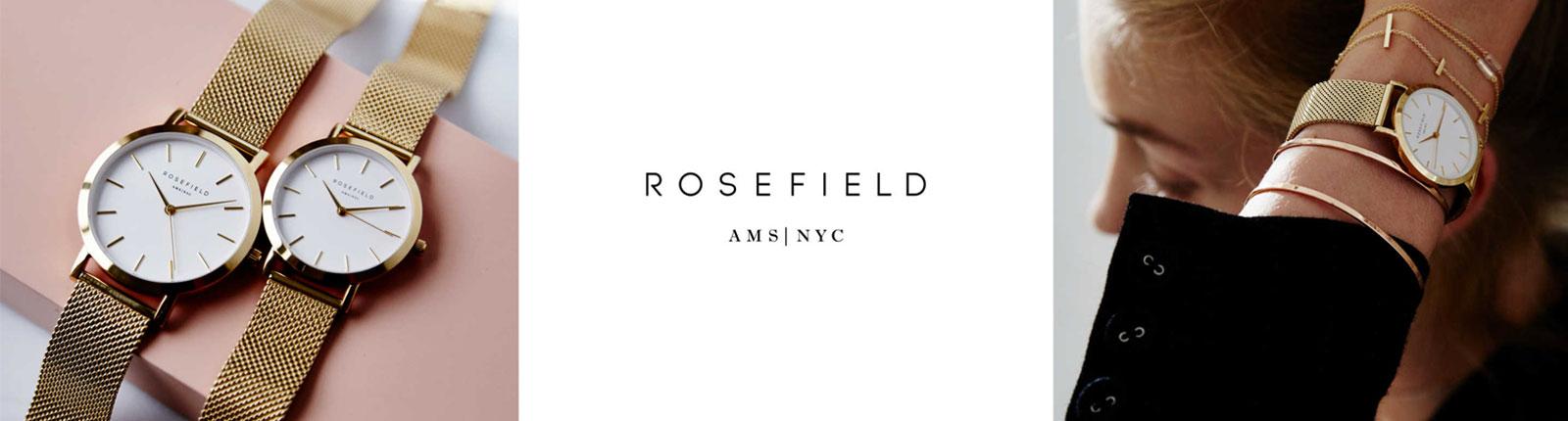 Rosefield-Uhren