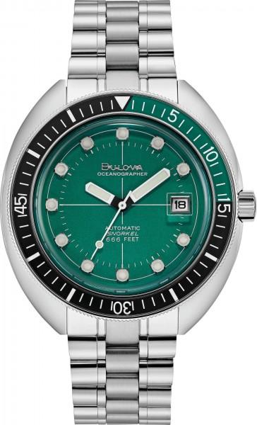 Bulova Herrenuhr Oceanographer 96B322