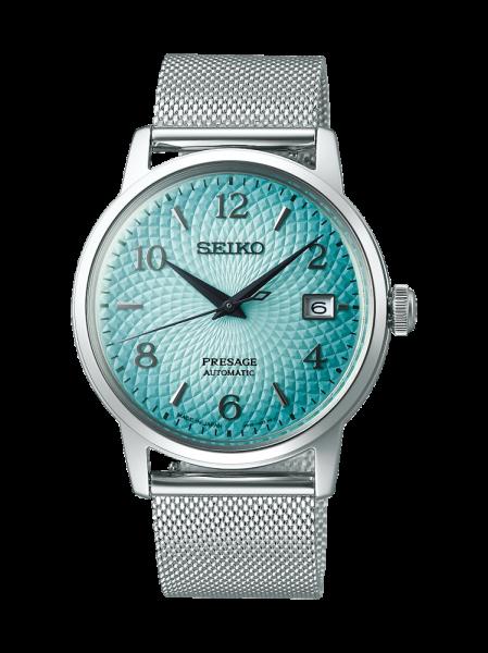 Seiko Herrenuhr Automatik Limited Edition SRPE49J1