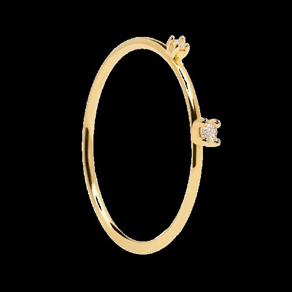 PD Paola Damen Kita Gold Ring AN01-126-16