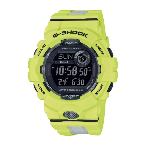 Casio G-Shock Herrenuhr G-Squad GBD-800LU-9ER