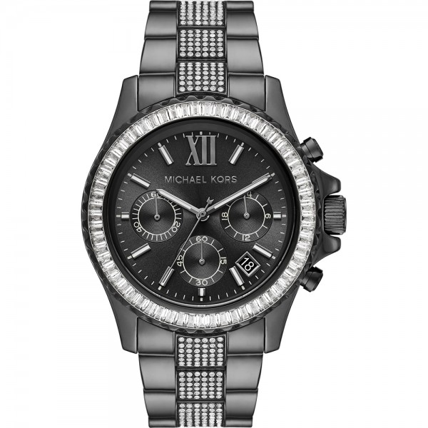 Michael Kors Damenuhr Chronograph Everest MK6974