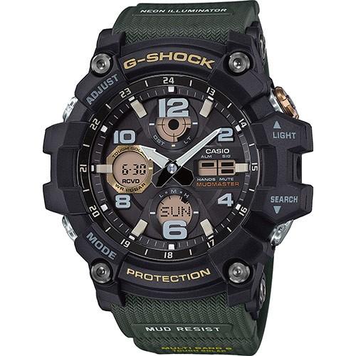 Casio G-Shock Mudmaster Funkuhr Herrenuhr GWG-100-1A3ER