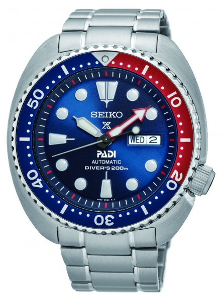 Seiko Prospex PADI Automatik Diver's Herrenuhr SRPE99K1
