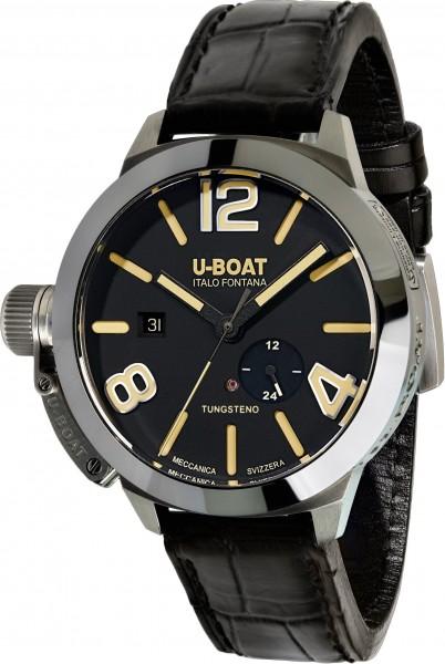 U-BOAT Herren Uhr STRATOS 45 BK 9006
