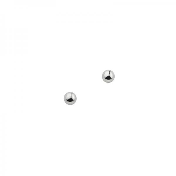 CEM 925er Silber Ohrstecker Kugel 3 mm BOS900100