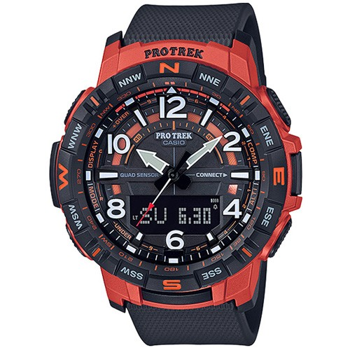 Casio Pro Trek PRT-B50-4ER Outdoor Herrenuhr