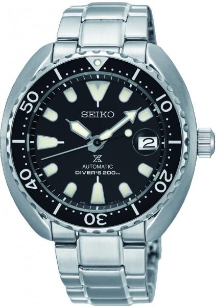 Seiko Prospex Divers Baby Turtle Prospex Automatik Taucheruhr SRPC35K1