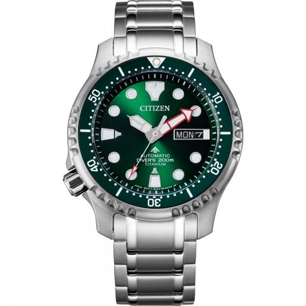 Citizen Herrenuhr Promaster Diver Super Titanium NY0100-50XE