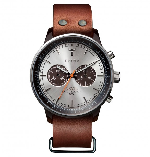Triwa Herrenuhr Salg Norge Triwa One color Havana Nevil Brown TRNEAC102ST010212