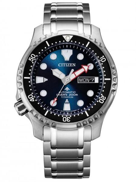 Citizen Herrenuhr Promaster Diver Super Titanium NY0100-50ME
