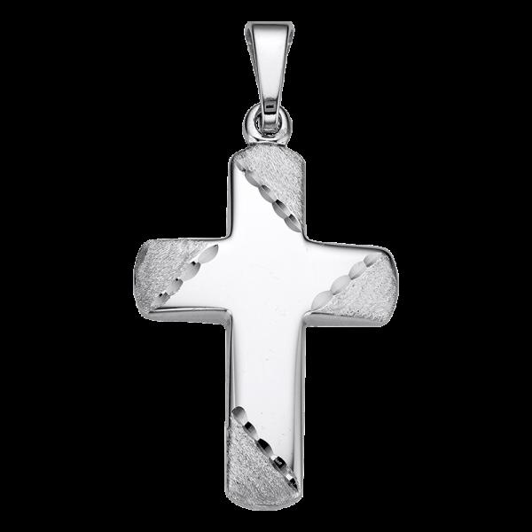 CEM 925er Silber Kreuz 20 mm BAH905062