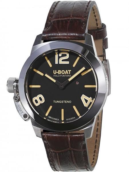 U-BOAT Herren Uhr STRATOS 40 BK 9002
