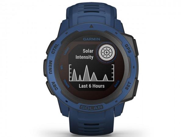 Garmin Herrenuhr Garmin Instinct Solar 010-02293-01