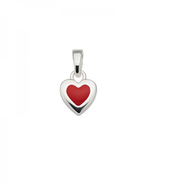 CEM 925er Silber Anhänger Herz BAH901506