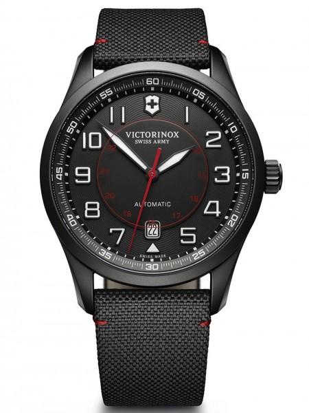 Victorinox Herrenuhr AirBoss Mechanical Black Edition 241720