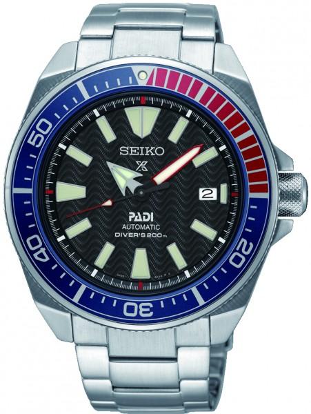 Seiko Prospex Divers Padi Samurai Chronograph Herrenuhr SRPB99K1