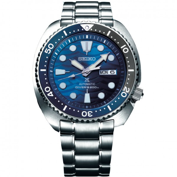 Seiko Prospex SEA Save the Ocean Herrenuhr SRPD21K1