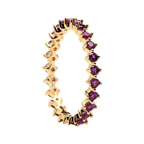 PD Paola Damen Goldring Violet Bird AN01-136-14