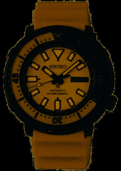 Seiko Prospex STREET Automatik Diver's Herrenuhr SRPE29K1