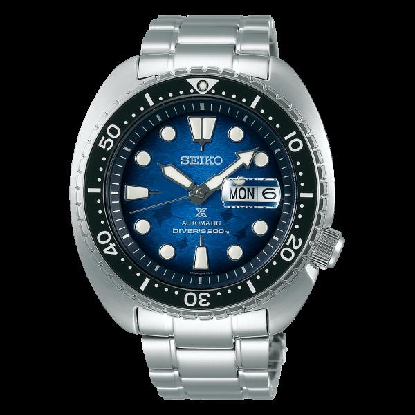 Seiko Prospex SEA Automatik Diver's Save The Ocean Special Edition Herrenuhr SRPE39K1