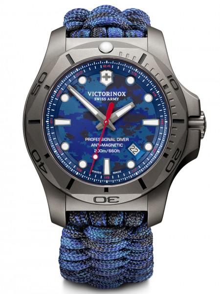 Victorinox Herrenuhr Set I.N.O.X Professional Diver Titanium 241813