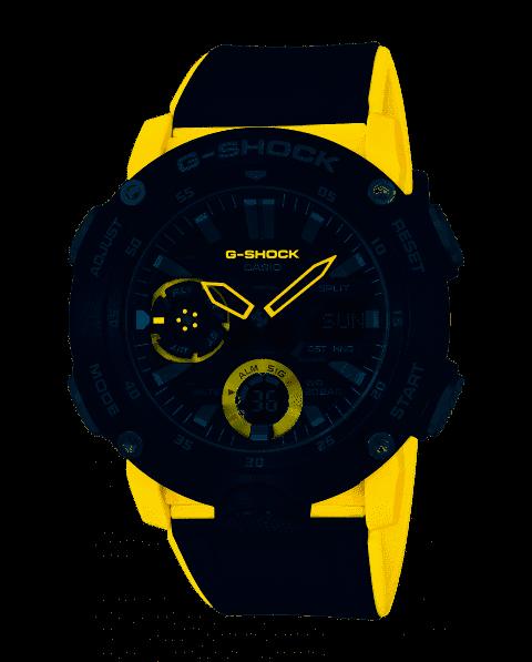 Casio G-Shock Gravitymaster Herrenuhr G-Shock GA-2000-1A9ER