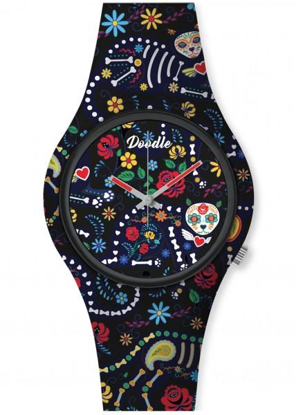 Doodle Unisex Uhr, DO35014