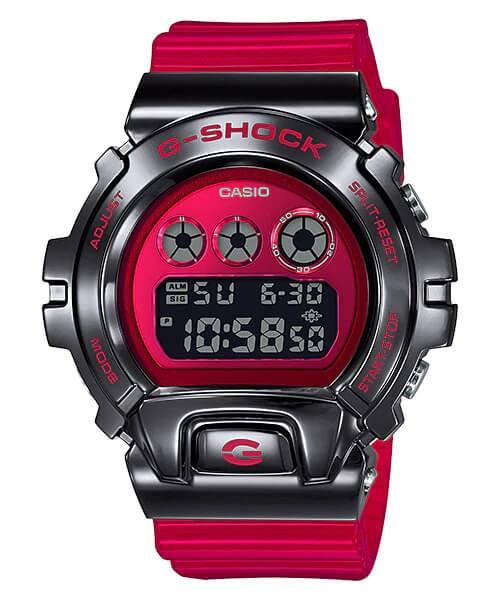 Casio G-Shock Premium Herrenuhr GM-6900B-4ER