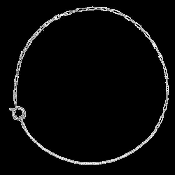 PD Paola Damen Halskette Mirage silver CO02-082-U