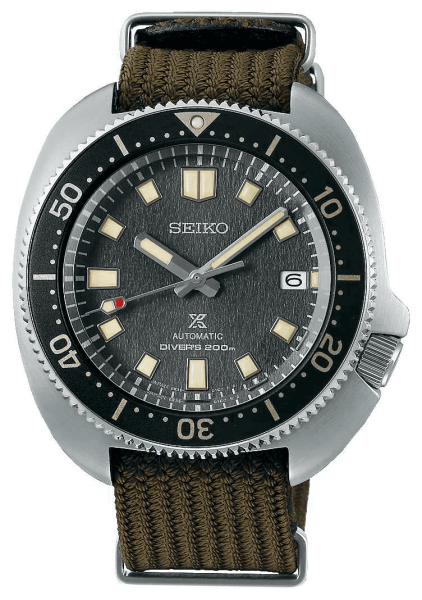 Seiko Prospex Automatik Diver's Herrenuhr SPB237J1