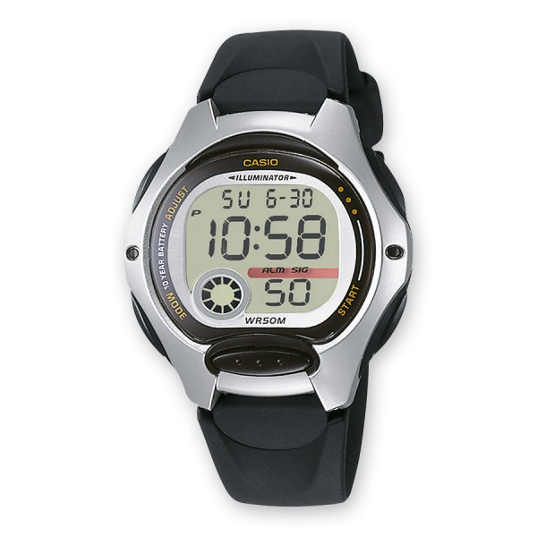 Casio Collection Damenuhr LW-200-1AVEF