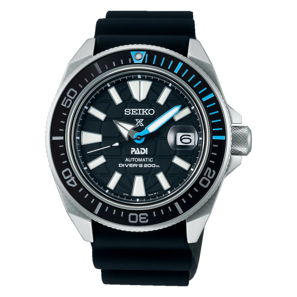 Seiko Herrenuhr Prospex Automatik Diver's PADI Special Edition SRPG21K1