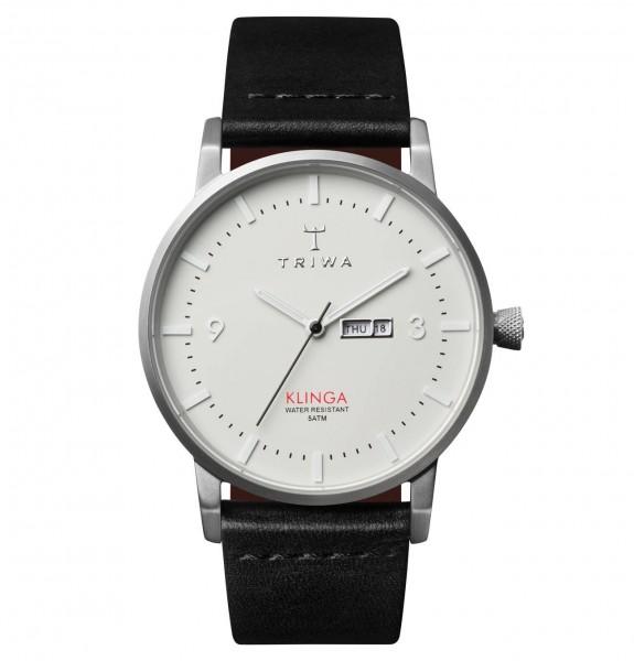 Triwa Dawn Klinga Black Classic Armbanduhr TRKLST101CL010112